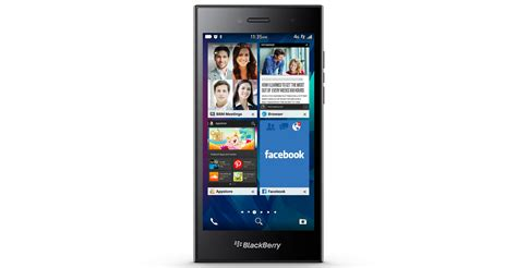 blackberry leap blackberry leap officially introduced in india