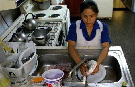 cuales son los derechos de la empleada domestica joyce soy empleada dom 201 stica voces contra la