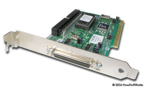 how scsi works | howstuffworks