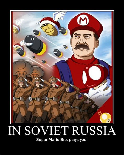 In Soviet Russia Meme - image 136769 in soviet russia know your meme