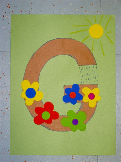 The Letter Garden by Alphabet Play G Is For Garden Momstown Hamilton