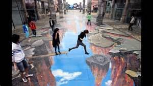 3d paintings best of 3d street art painting amazing 3d street art