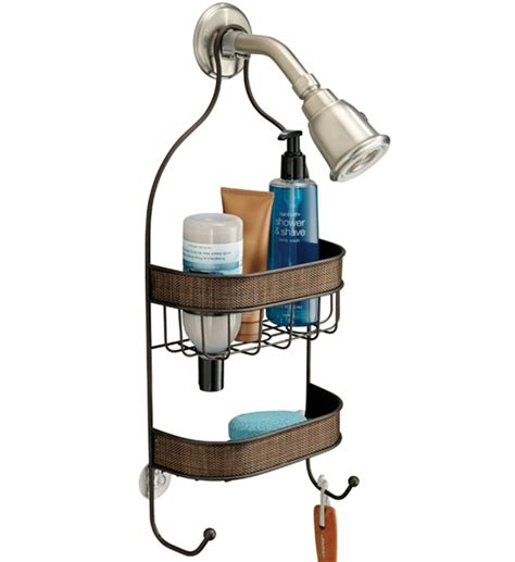 Hanging Shower Caddy by Hanging Shower Caddy Bronze In Shower Caddies
