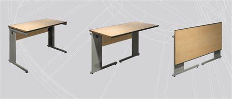 folding desk edge desk 140x60 healthy workstations
