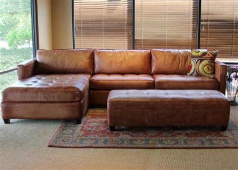 colored leather sofa top 10 of camel colored sectional sofas