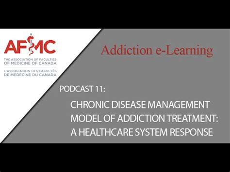 What Is Enhanced Model Detox Treatment by Podcast 11 Chronic Disease Management Model Of Addiction