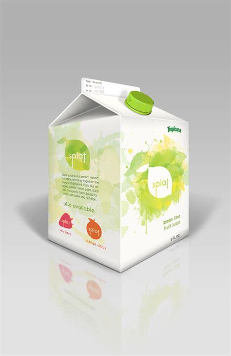 fruit splat splat fruit juice branding on behance