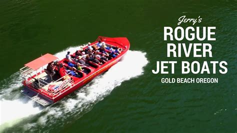 jet boat gold beach jerry s rogue river jet boats gold beach oregon youtube