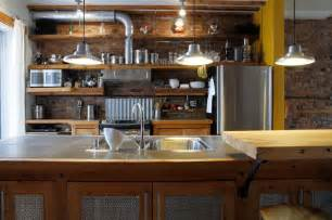 Kitchen Accessories Montreal Dominique Amp Anne Marie Industrial Kitchen Montreal