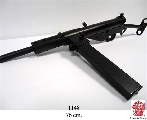 Deko Aus ästen 2454 by Sten Gun Deko Waffen Legenden Waffen Legenden