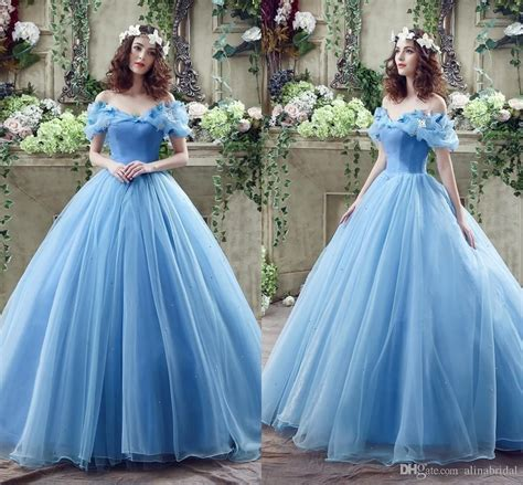 Wedding Prom Dress by 2018 In Stock Princess Colored Wedding Dresses With
