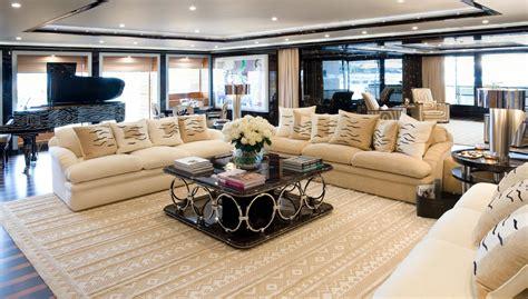 Alfa Nero Yacht Interior by Yacht Charter Alfa Nero Topsuperyachts