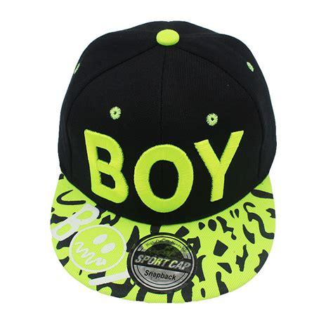Snapback Topi Hiphop Dewasa Combine Black Green 1 sale new summer baby 3d letter boy cap boy adjustable baseball cap 3 8 years