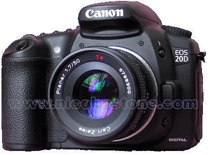 Canon Eos 20d Digital Reflex