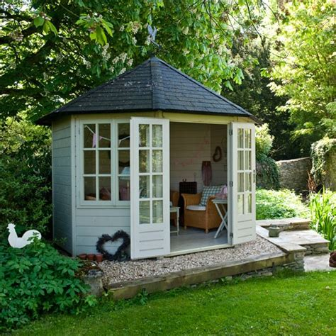 Garden Summer House Ideas For Your Outside Space Housetohome Co Uk