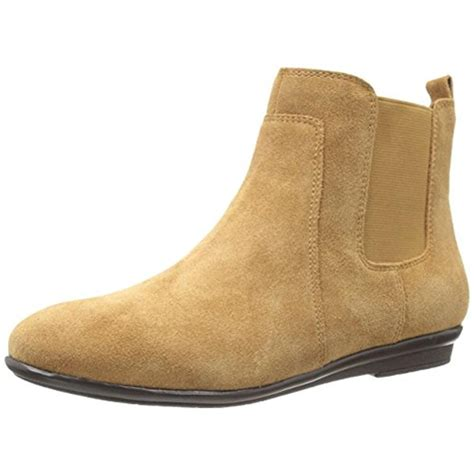 easy spirit 0480 womens kavala suede bootie ankle boots