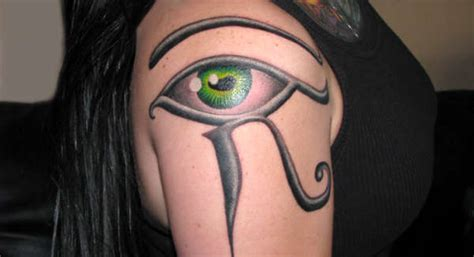 eye tattoo on chest meaning eye of horus tattoos designs ideas and meaning tattoos