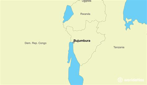 where is burundi on a world map where is burundi where is burundi located in the world