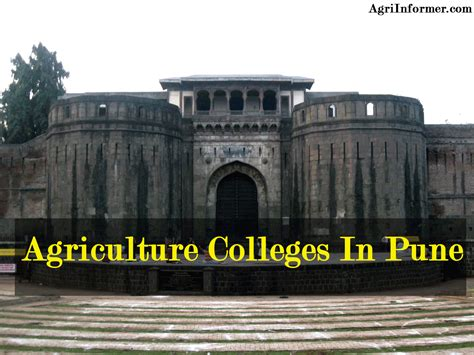 Mba Agribusiness Government by Bsc Agriculture Colleges In Pune Including Government