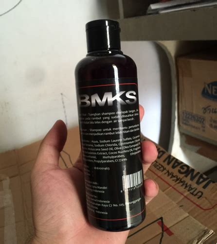 Conditioner Bmks Black Magic Kemiri Bpom tarrie shop toko kosmetik terlengkap dan terpercaya black magic kemiri shoo bmks