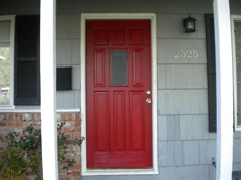 what color for front door my web value