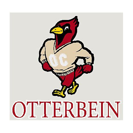 otterbein mascot decal | otterbein university