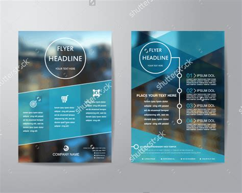 marketing brochure template 14 free psd eps ai