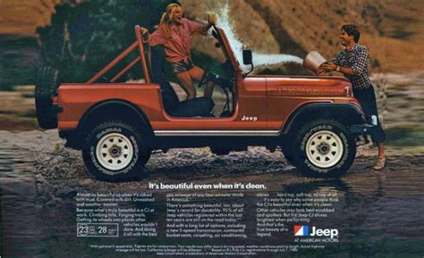 jeep ad check out this ad for a jeep cj dk tires service
