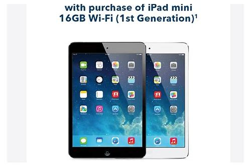 online black friday deals on ipad mini