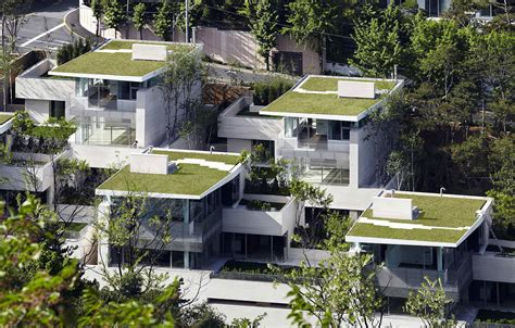 the modern house private houses seongbuk gate hills located in seoul south