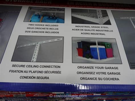 SafeRacks Overhead Storage Rack