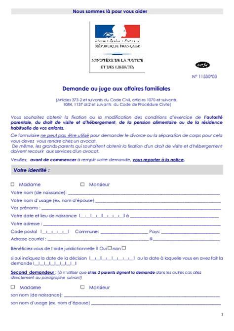 Exemple De Lettre Jaf Modele Lettre Jaf Pour Pension Alimentaire Document