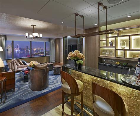 luxury  star hotel pudong mandarin oriental shanghai