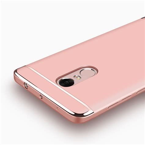 Hardcase Usams Xiaomi Redmi 3s 3pro Backcase luxury thin electroplate back cover for xiaomi
