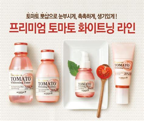 Toner Skinfood skinfood premium tomato whitening toner a addict