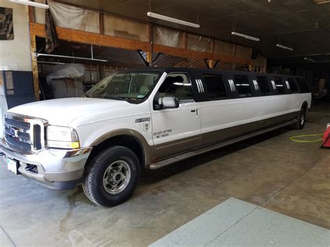 Excursion Limousine by Used 2002 Ford Excursion For Sale Ws 10797 We Sell Limos