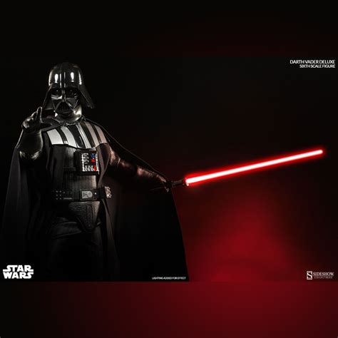 wars collectibles sideshow collectibles wars darth vader 1 6th scale