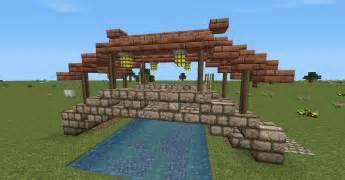 Minecraft House Design Ideas Xbox 360 画像 マインクラフト 橋 Bridge まとめ 画像集 Naver まとめ