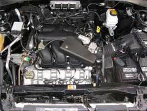 2005 Ford Escape Engine Ford Escape 2005 Used Parts
