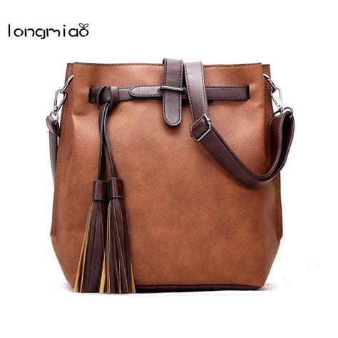 pattern lock new style longmiao leather belt bags for women 2017 new style women
