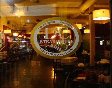 steak house dc dc steakhouse review chandler arizona
