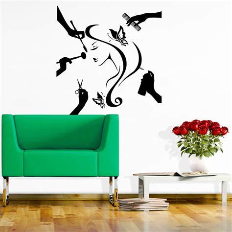 popular wall decor most popular salon wall decals diy home decor vinyl