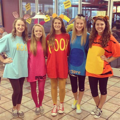 winnie the pooh costume diy winnie the pooh and friends costumes friend