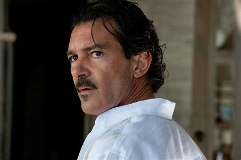 A Antonio antonio banderas talks terrence malick s process and