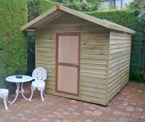 Backyard Shed Small