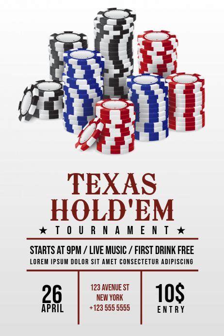 gambling customizable design templates postermywall poker bandar  poker