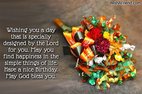 Happy Birthday Wishes Spiritual Wishing You A Day That Is Religious Birthday Wish
