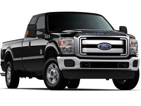2012 ford f350 super duty super cab   pricing, ratings