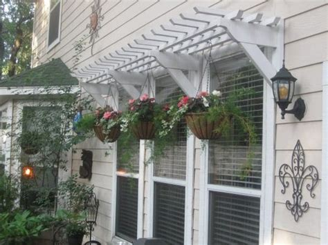 diy outdoor window awnings window awnings wooden pergola and pergolas on pinterest