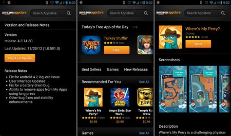 appstore app for android appstore android app gets a new look android 4 2 compatibility the android soul